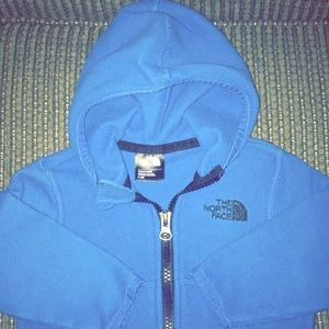 The North Face: Infant Glacier Full Zip Hoodie